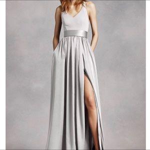 fa2caa0cfb83 White by Vera Wang Dresses   Dress Size 12 Black Ebony Nwt   Poshmark